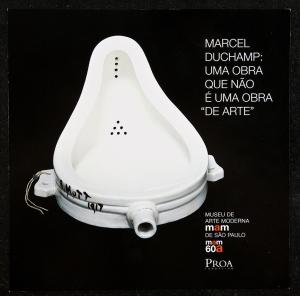 Convite Duchamp